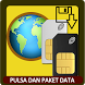 Pulsa dan Paket Data by putihhitam