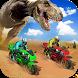 Offroad Dino Escape Heavy Bike Racing by Versatile Games Studio