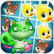 Pet Puzzle Match 3 Game by ViMAP Entertainment.