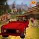 VR 4x4 Driving Wild Animal Safari Park Tour 3D