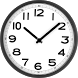Simple Clock by Alfasoft
