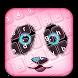 Panda Bear Animated Keyboard by Girls Fashion Apps