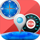 GPS Maps : Compass And Track by Apps & Games Store