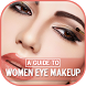 Women Eye Makeup by Black City