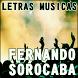 Fernando e Sorocaba Letras by SandMedia Cirebon