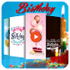 Birthday Movie Maker by movieframee