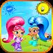 Shimmer Princesse Adventure by Begabox