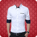 Man Casual Shirt Photo Suit by Webcox Infotech