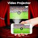 HD Video Projector Simulator by DD Prank Mixer Inc.