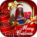 Christmas Photo Frame 2018 - Merry Christmas Frame by Universal Technology