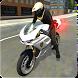 Police Motorbike Traffic Driving