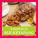 Resep Kue Biji Ketapang by Creative2Apps