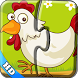 Kids Puzzles-Colorful farm new by gtsoft