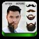 Man Hair Mustache Style Free by Apkuma