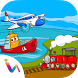 Vehicles Peg Puzzles for Kids by himanshu shah