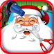 Santa's Hair Salon Christmas by Beansprites LLC