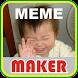 Meme Maker Free by Rina Studio