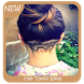 Artistic Hair Tattoo Design