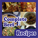 Complete Beef Recipes by Exceed of Solution