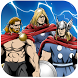 Superhero Thor Thunder Creator by Lekasvasis