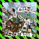 Land of Soroku MCPE map