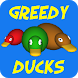 Greedy Ducks by Thomas Acunzo