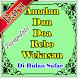 Kumpulan Amalan & Doa Rebo Wekasan Bulan Safar by Amalan Dan Doa