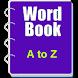 Word Book - শব্দের ভান্ডার A to Z Bnagla by JSAndroid