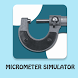 Micrometer Simulator by Computational Lab.