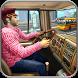 High School Bus Driving 2017: Fun Bus Games by Wallfish Inc.