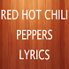 Red Hot Chili Peppers Lyrics by Angels Of Imagination