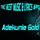 Adekunle Gold Songs Lyrics by BalaKatineung Studio