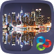 Big City GO Launcher Theme by Beauty Themes