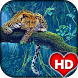 Leopard Animal Wallpaper HD by Ash Tech Apps