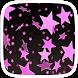 Purple Star Theme by Heartful Theme