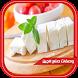 وصفات عمل الجبن بأنواعها بدون انترنت by sohaCode