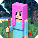 Girls Survival Craft: Crafting & Building Princess by Tiny Dragon Adventure Games: Craft, Sport & RPG