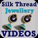 Silk Thread Jewellery Making by Jignesh Shastri