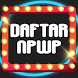 Daftar NPWP Online by Bidabat