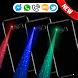 Color Flash Light Alert Call by Art Studio Ringtones