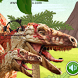 dinosaur wonderland by GamingFu