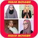 Tutorial Hijab Pasmina Masa Kini