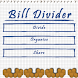 Bill Divider Free by dnns