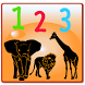 ANIMAL MATH by KCC,CO.,Ltd