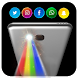 Color Flash Light Alert Calls, SMS by Flashlight Alerts Color LC-Q