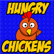 Hungry Chickens FREE by Hollow Rock Entertainment