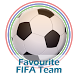 Favorite FIFA Team by Qadeer Akhtar Ghouri