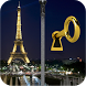 Paris Zipper Phone Lock by Foji Games