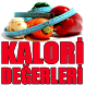 Besinlerin Kalori Değerleri by Ertuğrul Deniz