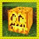 Pumpkin Maniac. Addon MCPE